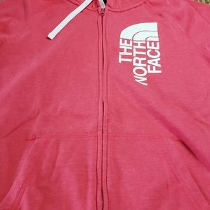 EUC NORTH FACE HOODIE